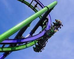 Six Flag Illinois Negative G Six Flags Great America 2017 Page Six