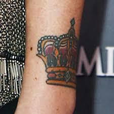 24 celebrity crown tattoos page 2 of 3 steal her style page 2