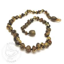 teething bead necklace images Momma goose amber teething necklaces new clasp jpg