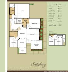 models the village of colonial woods epcon communities model specifications view floor plan pdf