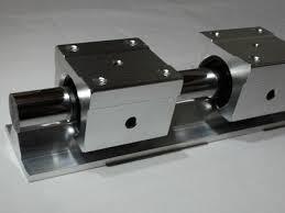 Favorito 30cm - Guia Linear 20mm Perfil De Alumínio Sbr20 Cnc - R$ 50,00 em  #VQ99