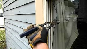 Double Pane Window Repair Broken Window Removal Youtube