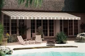Outdoor Retractable Awnings Northfield Fireplace U0026 Grills Retractable Awnings