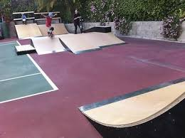 Best Backyard Ramp  Park Ideas Images On Pinterest Skate - Backyard skatepark designs