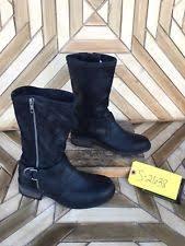 womens mid calf boots australia ugg australia buckle mid calf boots for ebay