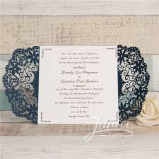 Lace Wedding Invitations Wholesale Cheap Laser Cut Lace Wedding Invitations Wpl0042