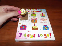 madelaine chocolate company presents 7 days to go cards