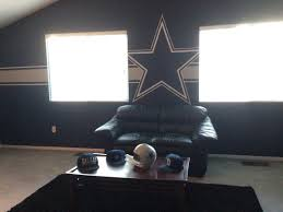 dallas cowboys room ideas impressive inspiration home decor lovely