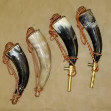 horns for sale glacier wear genuine buffalo horn powder horn for sale