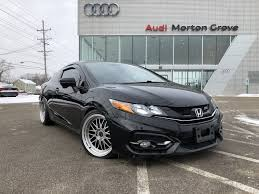 used 2014 honda civic coupe for sale near chicago at audi morton