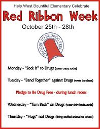 red ribbon week dress up ideas red ribbon week kindergarten