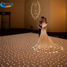 led floor rental 12x12ft white light starlit led floor twinkling led