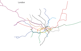 Toronto Subway Map Subway Maps V Actual Subway Paths Album On Imgur