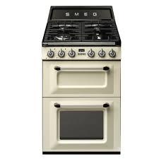 used smeg tr62p 60cm dual fuel cooker jub 5387 rrp 1099 dual