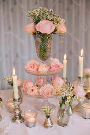 3 vases centerpieces flowers for weddings in barns u2013 passion for flowers
