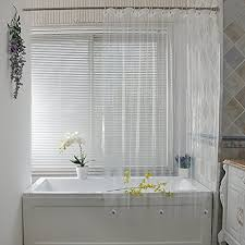 Magnetic Shower Curtain Liner Peva Shower Curtain Liner By Ufriday Waterproof And