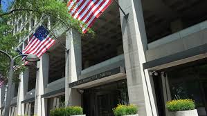 bureau avenue washington dc june 4 2017 headquarters building of federal