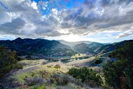 California scenery images Pictures california usa malibu nature mountains sky scenery clouds jpg