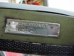 57 sedan delivery help w id chevytalk free restoration and