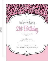 21st birthday invitation designs cimvitation