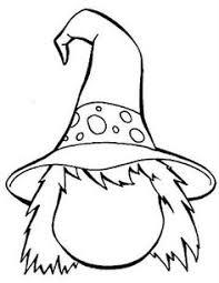 desenhos bruxas em vassouras witches digi stamps