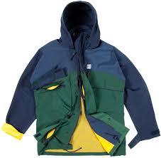 anatomy of a jacket two tone parka u2013 noah nyc boyz pinterest