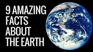 9 interesting facts about earth earth facts for kids