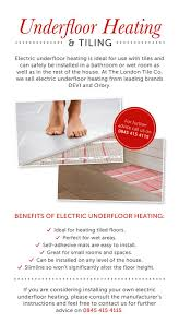 best 25 electric underfloor heating ideas on pinterest bathroom