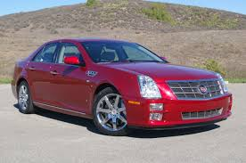cadillac sts today u0027s auto reviews