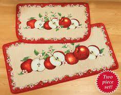 Apple Kitchen Rug Sets Orian Apple Border Area Rug Sand Kitchen Pinterest Apples
