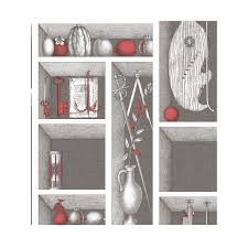 Fornasetti Curtains Nicchie 97 11034 Png