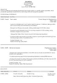 Example Resume Objective Statement by Example Of Resume Objective Resume Objective Project Manager Best