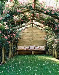 pergola trellis garden greenbelt rose flower garden hungarian