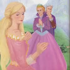 image barbie princess pauper book illustraition 8