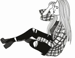 208 best drawing of girls images on pinterest drawing