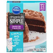 cake mixes u2013 pillsbury baking