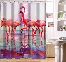 Flamingo Shower Curtains Flamingo Shower Curtains Shower Curtains U2013 Varietyonex