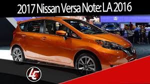 nissan versa note review 2017 nissan versa note la 2016 interior exterior