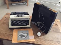 typewriter vintage brother electric 3600 u2022 25 00 picclick uk