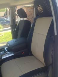2010 dodge ram seat covers custom leather seat covers in dodge ram truckleather