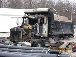 used kenworth dump trucks fired up burnt black kenworth t800 dump truck kenworth k100