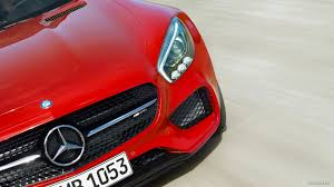 opal car 2016 mercedes amg gt fire opal grill hd wallpaper 13