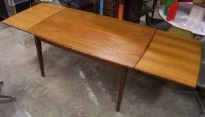 Table Modernlove - Scandinavian teak dining room furniture