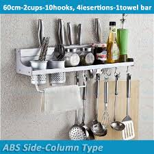 Wall Mount Spice Racks For Kitchen Amazing Of Kitchen Racks And Stands 4 Shelf Wall Mount Spice Rack