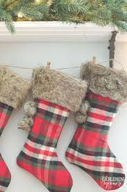 plaid christmas 40 cozy plaid décor ideas for christmas christmas celebrations