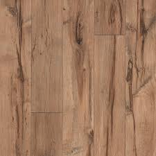 Laminate Flooring Installation Cost Home Depot Shop Pergo Max 5 23 In W X 3 93 Ft L Providence Hickory