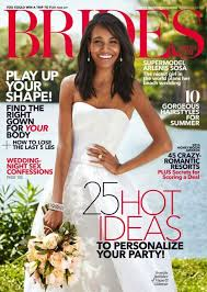 brides magazine to be arlenis sosa covers brides magazine sinuous magazine