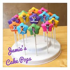 gymnastics cake pops by jamiescakepops on etsy raya u0027s birthday