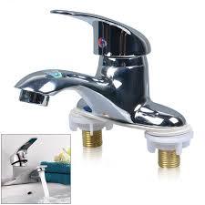 online shop good quality kitchen bathroom basin faucet 1 handle 2