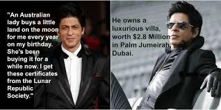 7 things that prove shah rukh khan is rich af